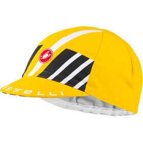 Castelli Hors Categorie Badmuts, yellow